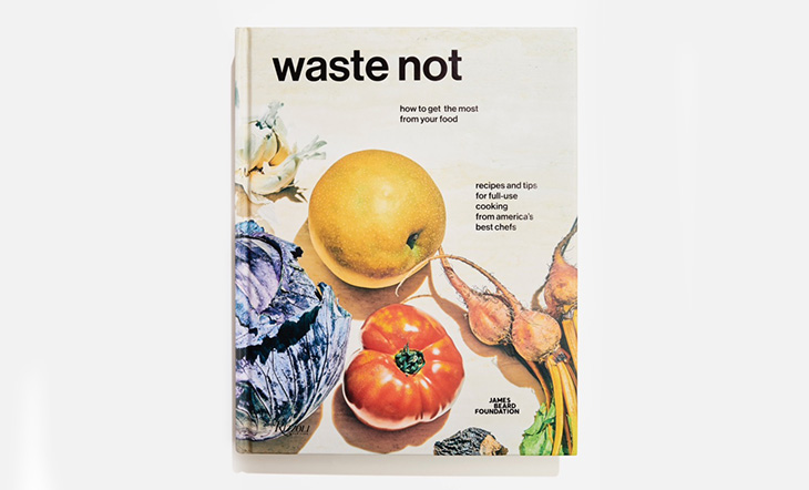 Waste Not Book Cover